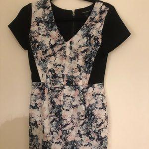 Club Monaco Print Dress